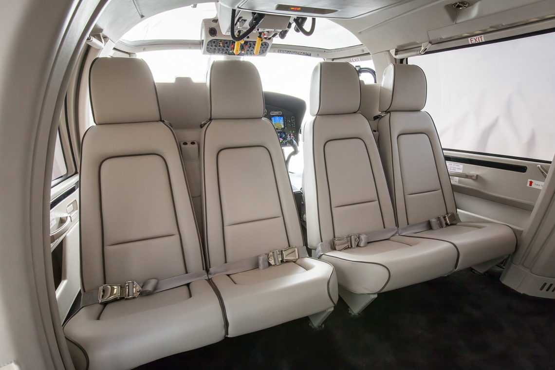 Civil Helicopter - AS365 N3+ helicopter - Airbus Helicopters