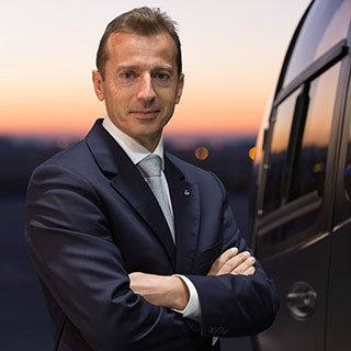 Guillaume Faury Airbus Helicopters