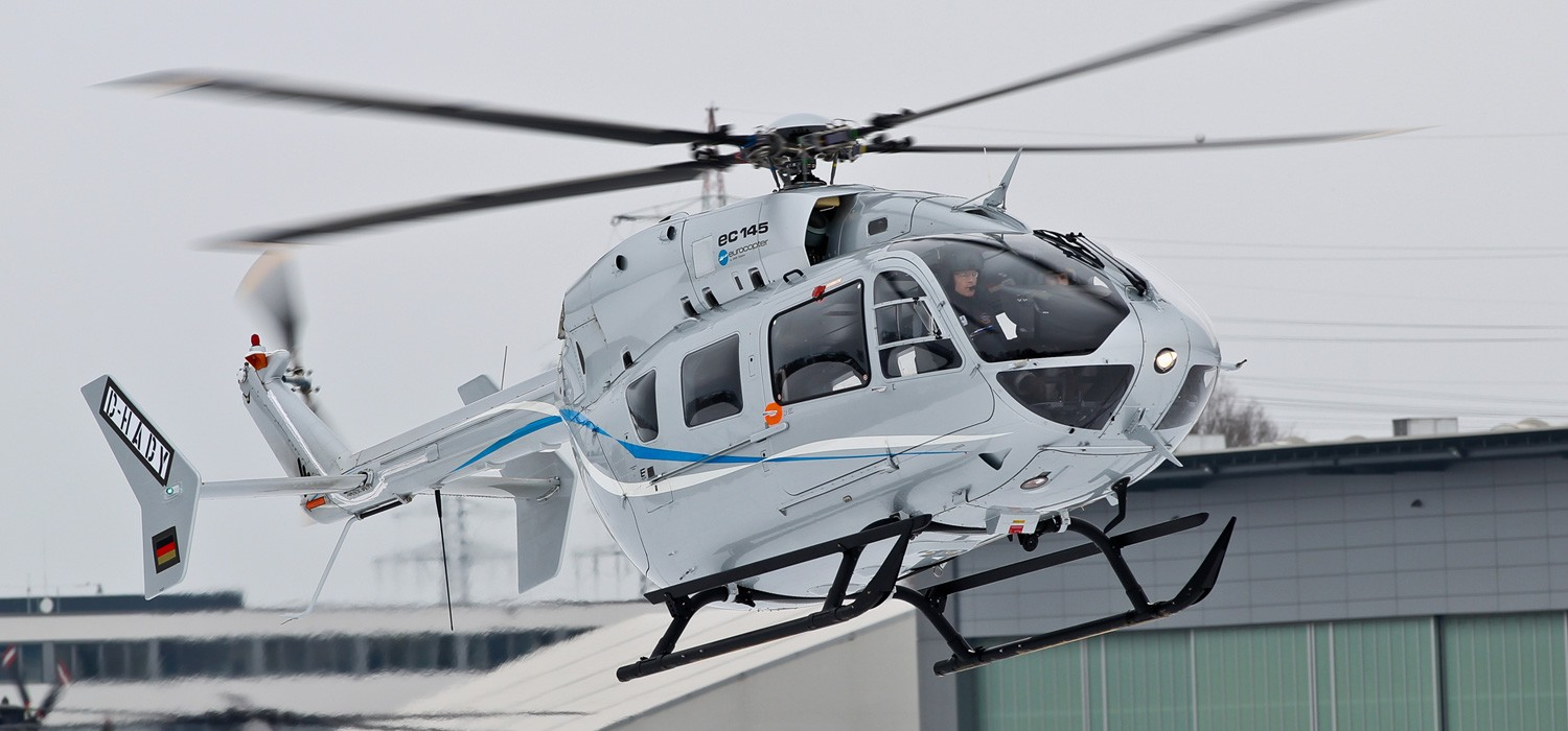 Image gallery ec145 specifications for Mercedes benz helicopter price